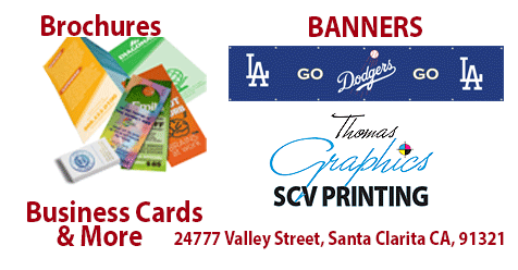 SCV Printing | Business Cards and Banner Special