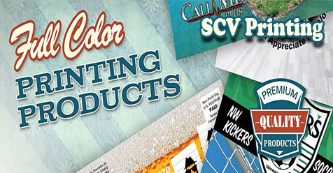 Quality Printing for Your Business! | SCV Printing – Thomas Graphics