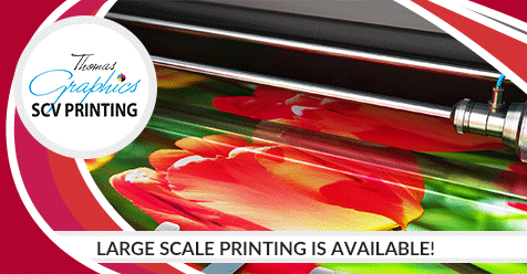 Don't Hesitate to Call Us about Your Print Order or Questions! | SCV Printing – Thomas Graphics