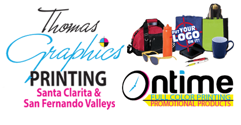 Products Online or In Store Orders | Thomas Graphics, Printing SCV & SFV