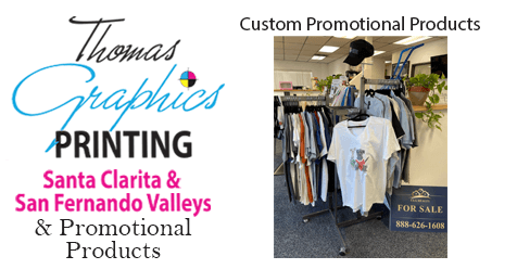 Custom Promotional Products & Printing | Thomas Graphics, Printing