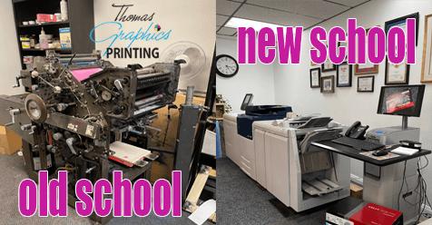 SFV Printing SCV | Thomas Graphics Does it All